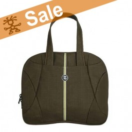 Crumpler - Dentist's Wife, Laptoptasche 15 Zoll, Bronze