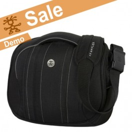 Crumpler - Gentleman Farmer, black
