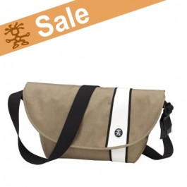 Crumpler - Weenie, Messenger Bag, oatmeal-white